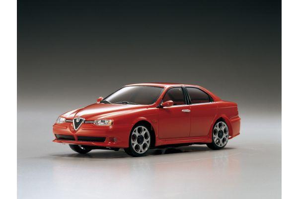 Alfa 156 GTA (Red)/MINI-Z Racer MR-015RM 30376R