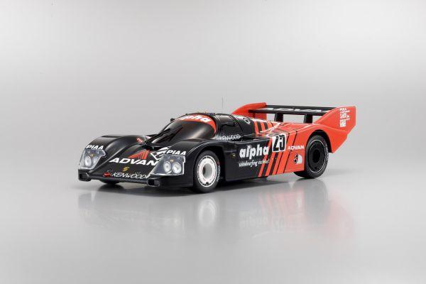 1/27 R/C EP TOURING CAR Porsche 962 C KH No.25 Suzuka 1000k 1989 Winner 30440AD