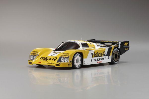 1/27 R/C Electric Powered Touring Car Porsche 962 C LH No.7 LM 1987 30441TQ