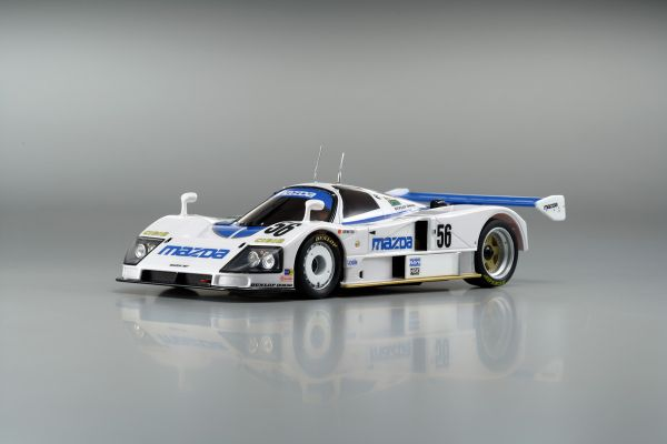 1/27 R/C EP TOURING CAR MAZDA 787 No.56 '91 Le Mans 30442MA
