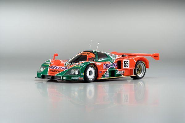 1/27 R/C EP TOURING CAR MAZDA 787B No.55 '91 Le Mans Winner 30442RE