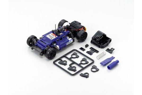 1/27 R/C EP TOURING CAR MR-02 Chassis Set ASF 2.4GHz (without Transmitter)  30450ASF