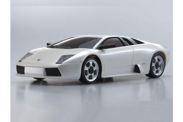 R/C EP TOURING CAR Lamborghini Murcielago White Color 30466W