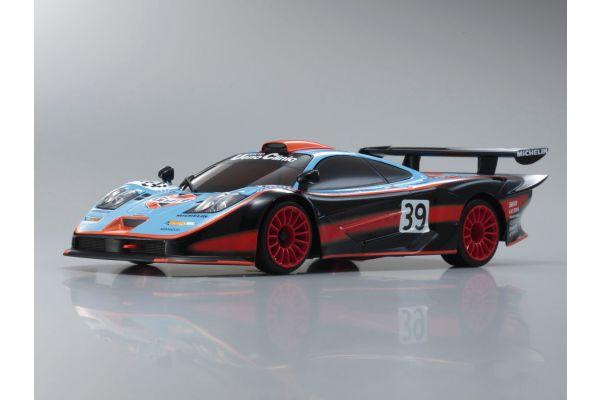 R/C EP TOURING CAR McLaren F1 GTR No.39 Gulf Racing Le Mans 1997 30489GD