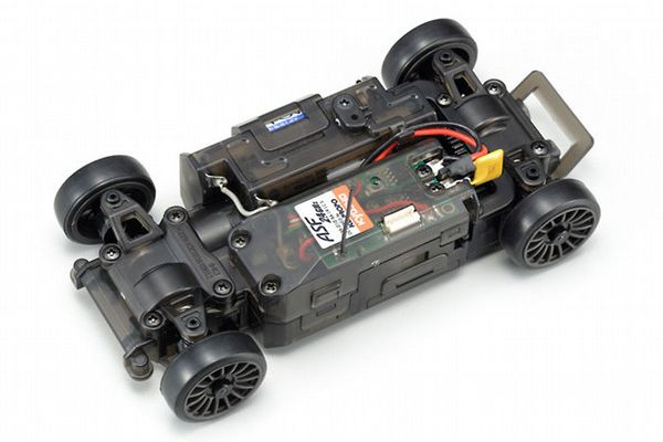 1/27 R/C EP TOURING CAR MA-010 Chassis Set ASF 2.4GHz  30560ASF