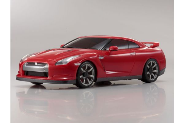 R/C EP TOURING CAR NISSAN GT-R Vibrant Red 30572R