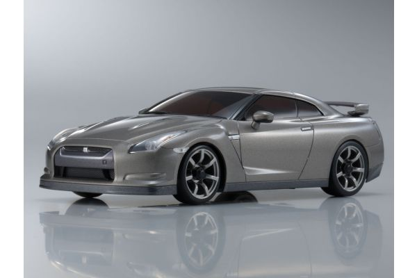 R/C Electric Powered Touring Car NISSAN GT-R Titanium Gray 30572ZGR