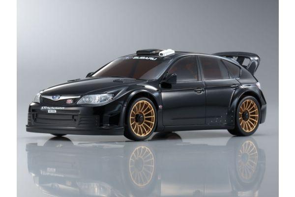 MA-010 ASF BCS インプレッサ WRC2008 ブラック  30577ZBK