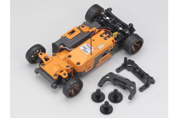 MA-010DWS w/Otx Chassis set ASF2.4GHz 30590
