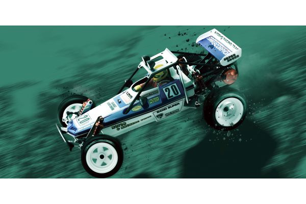 TURBO SCORPION 1/10 EP 2WD Buggy KIT 30616
