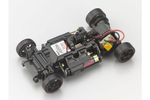 MR-02EX MM シャシー/プロポ セット ASF2.4GHz  30760