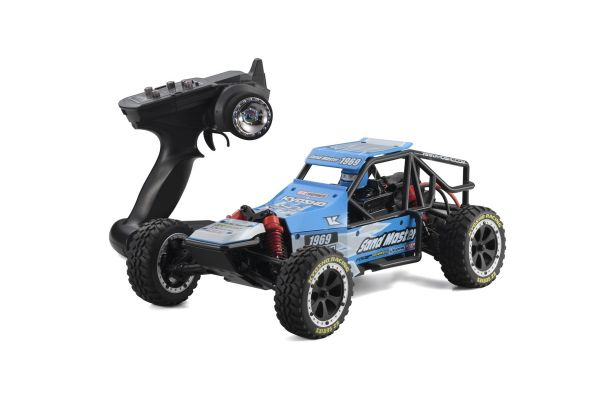 EZ Series SANDMASTER (Blue) 1/10 EP 2WD Buggy Readyset RTR 30831T3