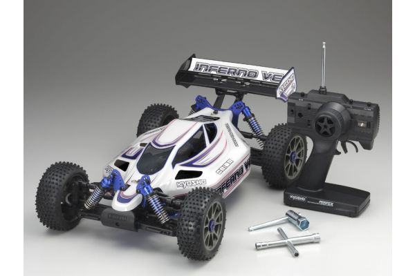 1/8 EP 4WD r/s インファーノ VE  30875