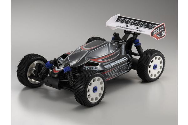 1/8 EP 4WD r/s INFERNO VE RACESPEC KT201 30876M