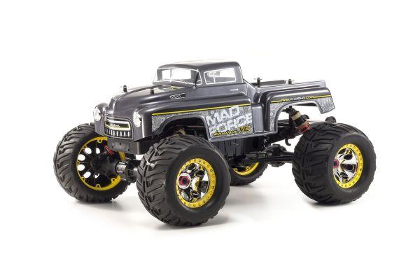 マッドフォースクルーザー 2.0 VE 1/8 EP 4WD モンスタートラック レディセット 30888