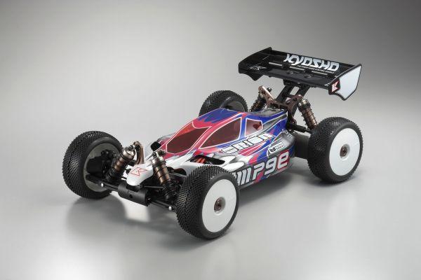 1/8 EP 4WD KIT INFERNO MP9e 30895