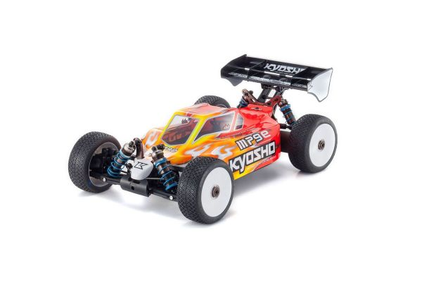 INFERNO MP9e TKI4 1/8 EP(BL) 4WD Buggy KIT 30898