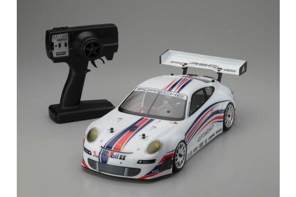 EP 4WD Touring Car Porsche 911 GT3 RSR w/PERFEX KT-100 30906J