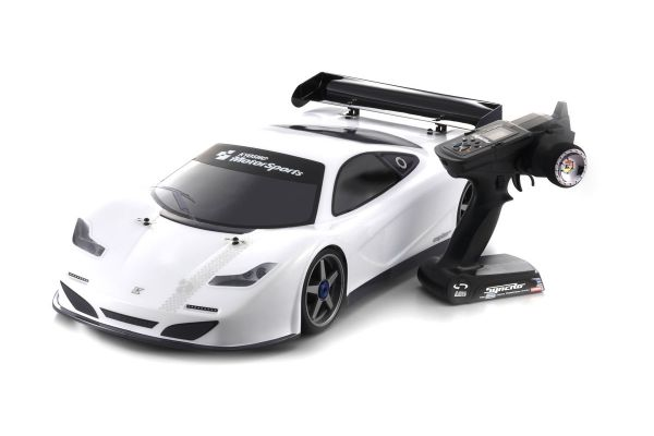 INFERNO GT2 VE RACE SPEC Ceptor 1/8 EP(BL) 4WD Readyset RTR 30937