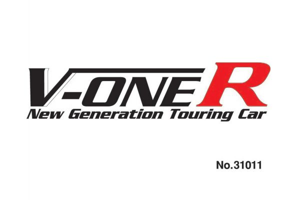V-One R シャシーキット 4WD PureTen GP  31011