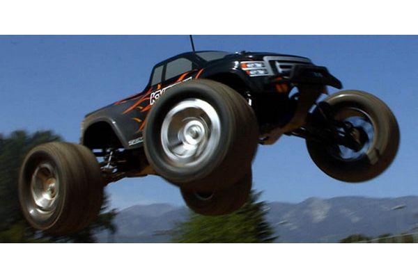 GP 4WD MONSTER TRUCK MFR Readyset. XxX-rogatiy-XxX  31183T