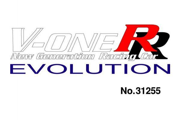 V-One RR EVOLUTION 1/10 4WD Pure Ten GP 31255