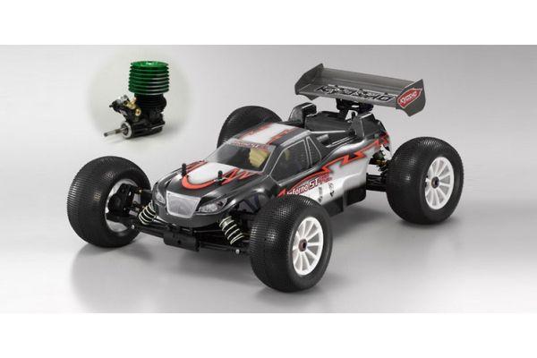 GP 4WD STADIUM TRUCK INFERNO ST-RR with Sirio S21 BK Evo4 Engine 31353S21