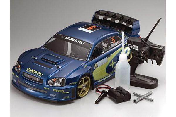 SUBARU IMPREZA WRC 4WD GP INFERNO GT 31811