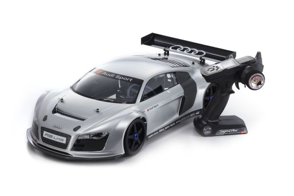 INFERNO GT2 RACE SPEC Audi R8 LMS 1/8 GP 4WD Readyset RTR 31835