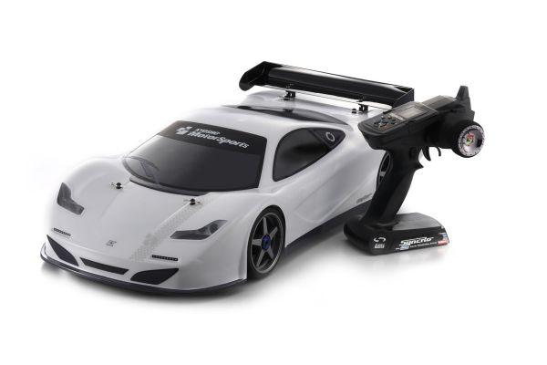 INFERNO GT2 RACE SPEC Ceptor 1/8 GP 4WD Readyset RTR 31836