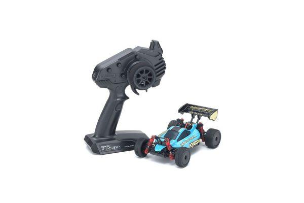 ミニッツバギー レディセット インファーノ MP9 エメラルドグリーン/ブラック 32091EGBK