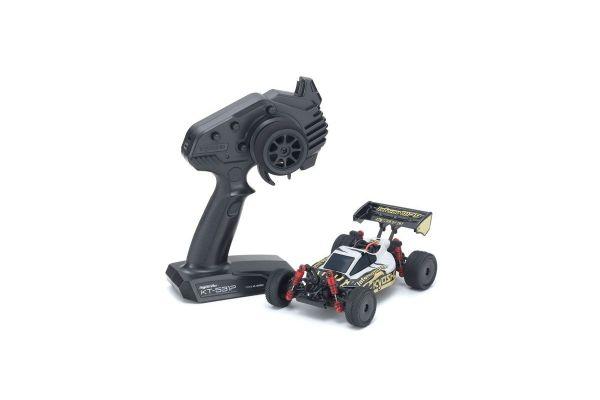 MINI-Z Buggy Readyset  INFERNO MP9 White/Black 32091WBK