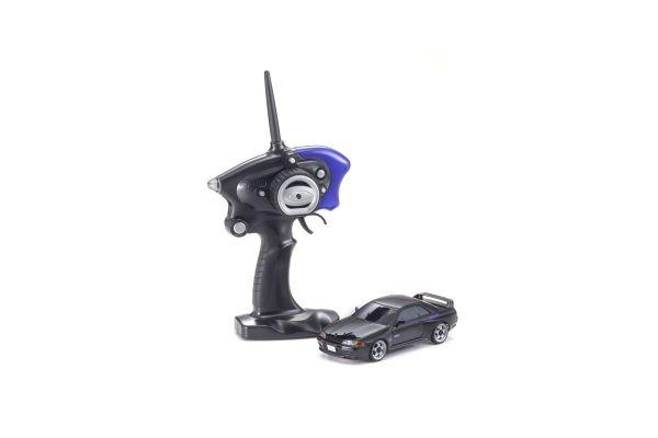 MINI-Z AWD Sports INITIAL-D SKYLINE GT-R R32 MA-020S Readyset RTR 32130BK