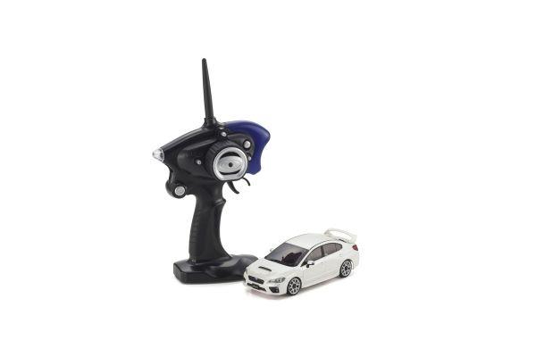 Radio Controlled Electric Powered Touring car MINI-Z AWD Sports MA-020S Series Ready Set  SUBARU WRX STI White 32143W
