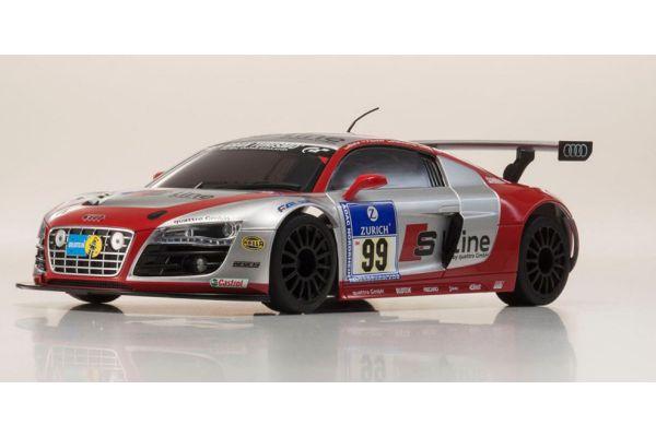 R/C EP Touring Car Audi R8 LMS NBR 2010 #99  32204GSL