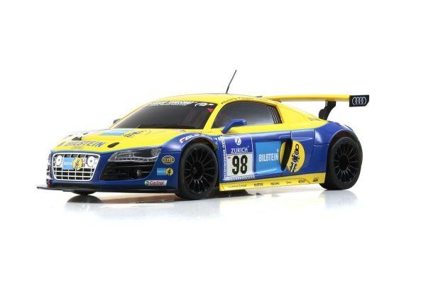 ASC MR03RWD Audi R8 LMS NBR 2010 #98 MZP239BT