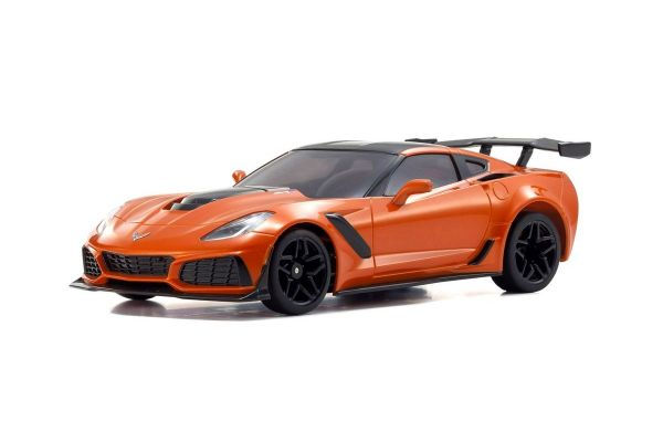 ASC MR03RWD Chevrolet CorvetteZR1 Orange MZP240OR