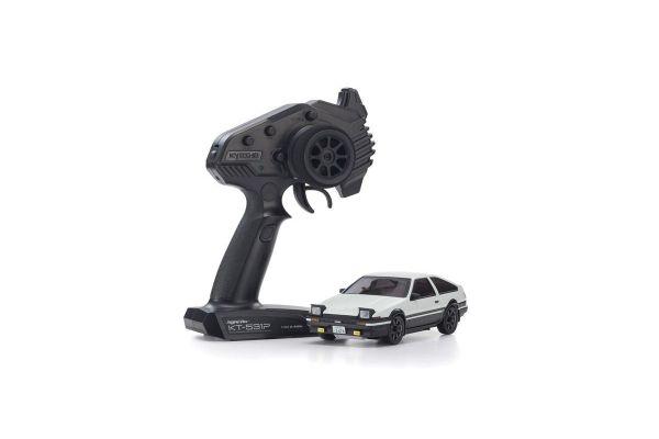 MINI-Z AWD INITIAL-D TRUENO AE86 Readyset 32610W