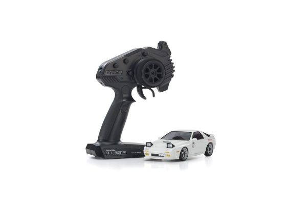MINI-Z AWD INITIAL-D MAZDA RX-7 FC3S Readyset 32611W