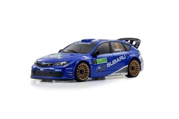 ASC MA-020S-N SUBARU IMPREZA WRC2008No.5 MZP429WR
