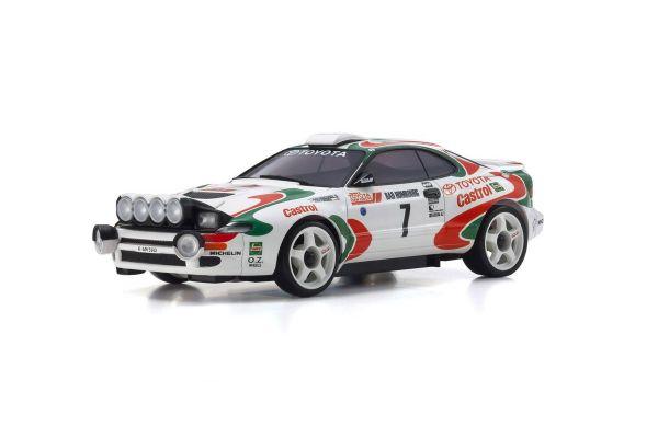 ASC MA020AWD トヨタ セリカ GT-Four RC No.7 WRC 1993 ユハ・カンクネン MZP446JK