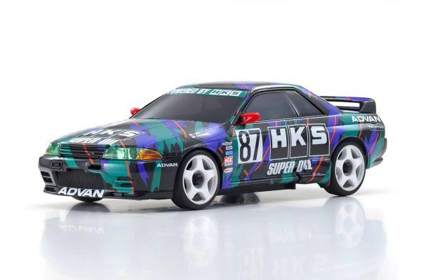 ASC MA020N HKS スカイライン(R32 GT-R)#87 1993 MZP449HK