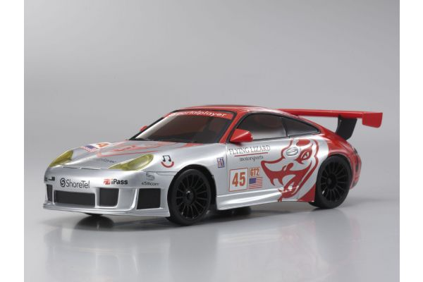 MR-03N-RM ボディ/シャシーセット ポルシェ 911 GT3 RSR No45  32702FL