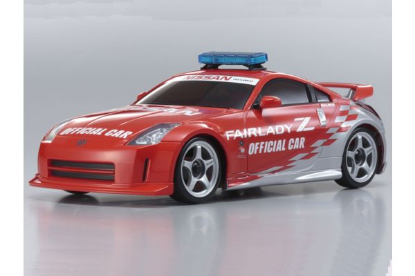 R/C EP Touring Car NISSAN FAIRLADY Z Safety Car 32703SC