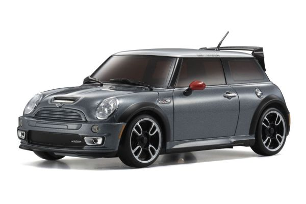 R/C EP Touring Car MINI Cooper S with JCW GP Metallic Gray 32706GR