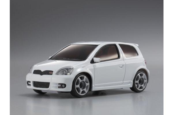 R/C EP Touring Car TOYOTA Vitz RS White 32708W
