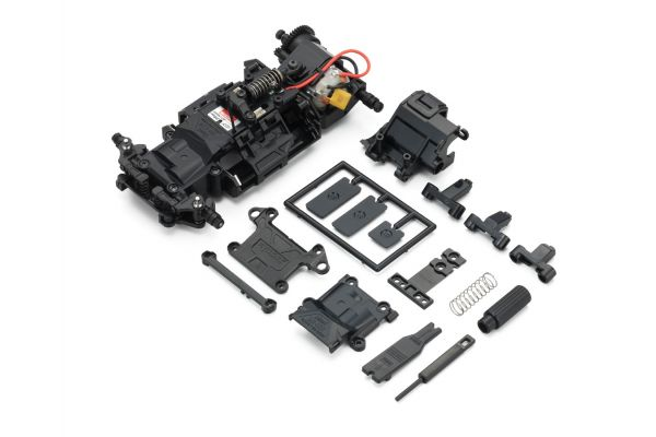 MR-03 Chassis Set w/o TX ASF2.4GHz Chase 32750