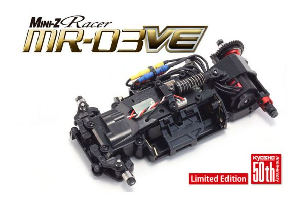 R/C EP Touring Car MR-03VE 50th Anniversary Edition with Gyro unit  32761G