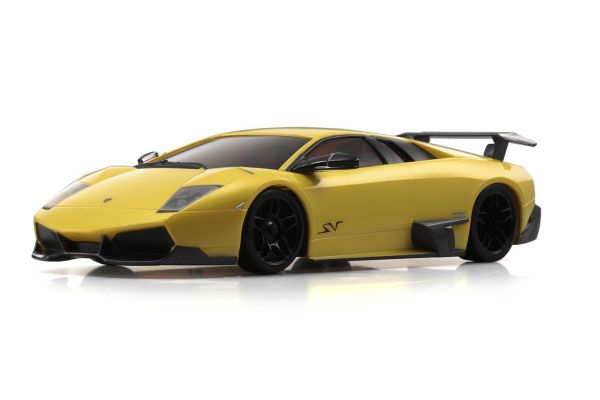 R/C EP Touring Car Lamborghini Murcirlago LP670-4 SV Pearl Yellow 32811PY