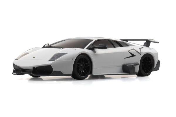 R/C EP Touring Car Lamborghini Murcirlago LP670-4 SV White 32811W